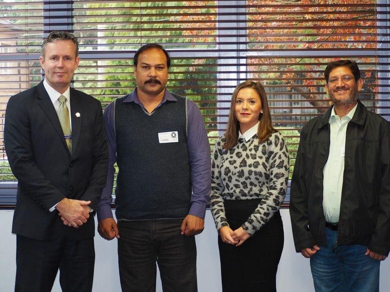 De La Salle Brother Principals from Pakistan forging closer ties with Australian schools