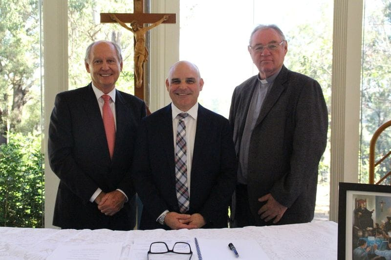 Southern Cross Catholic College recommits to Lasallian charism