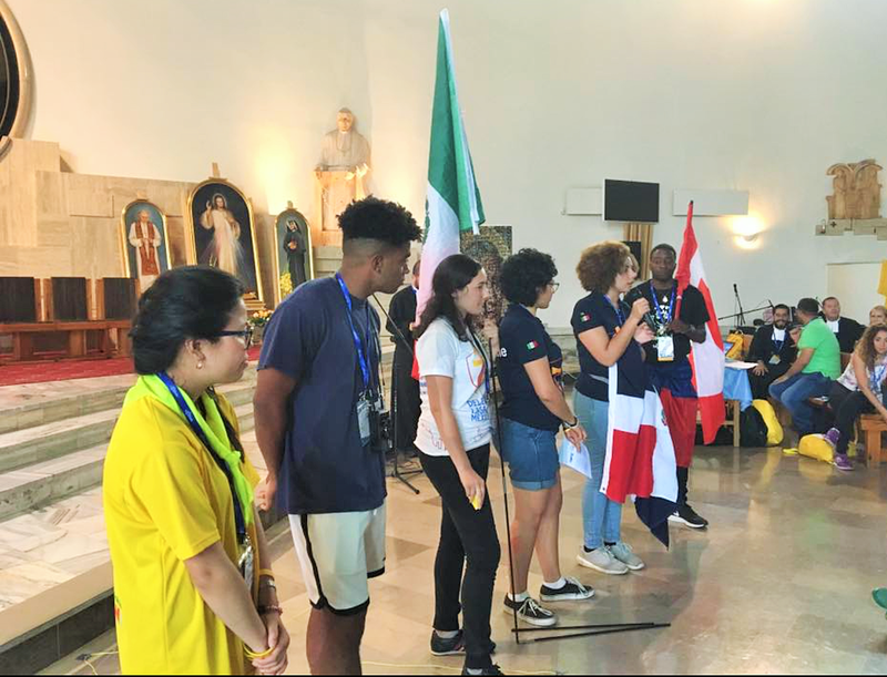 Young Lasallians World Youth Day Gathering in Krakow
