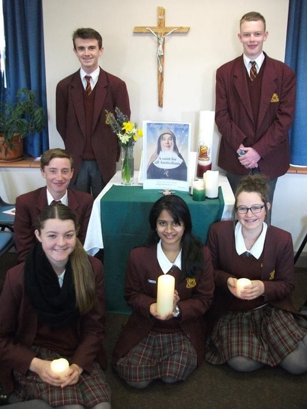 Lasallian schools marking MacKillop Week
