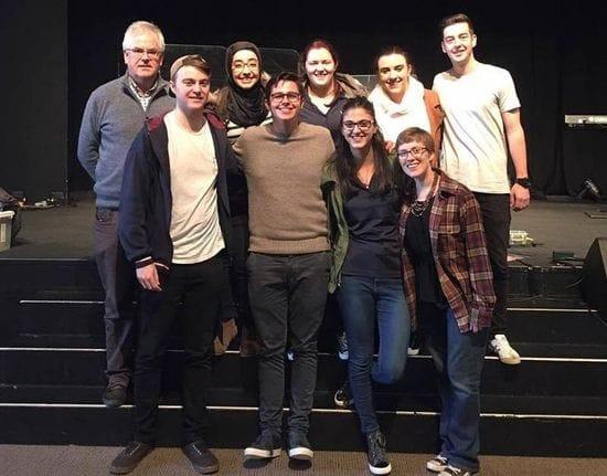 Alumni Group help lead Retreat Programs at St Michael's College