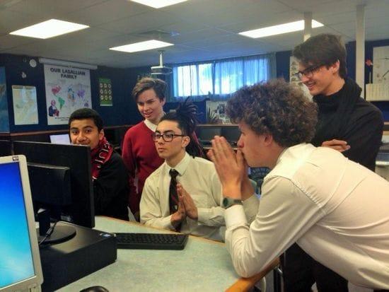 Lasallian spirit alive in Homework Clubs at John Paul College Rotorua