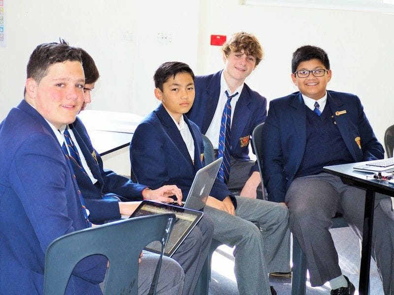 Lasallian schools at the forefront of international space project