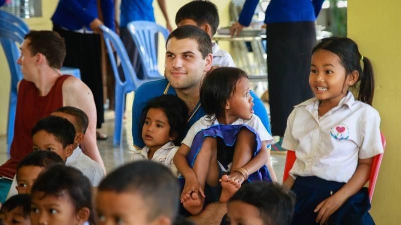 Applications open for Volunteer La Salle Cambodia