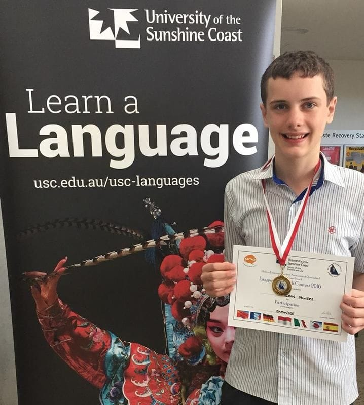 Southern Cross Catholic College excels in Modern Languages Awards
