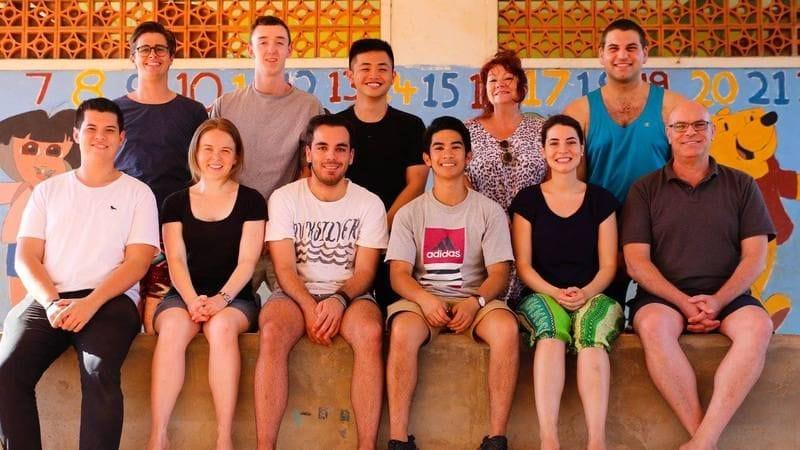 Young Lasallians Team launch District-wide Survey