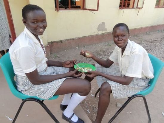 A Tale of Loaves and Fishes in South Sudan