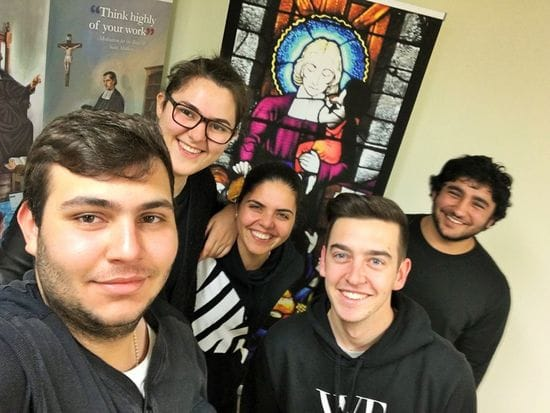 New Lasallian Alumni group in Sydney