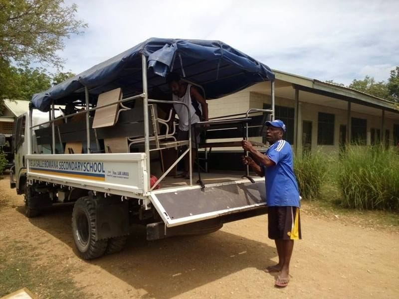 Strong response to Lasallian resources campaign for PNG