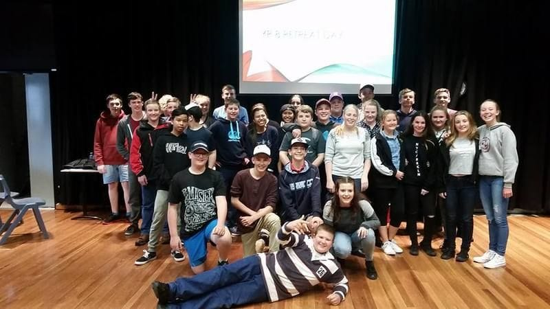 Lasallian youth ministry revived at Inverell