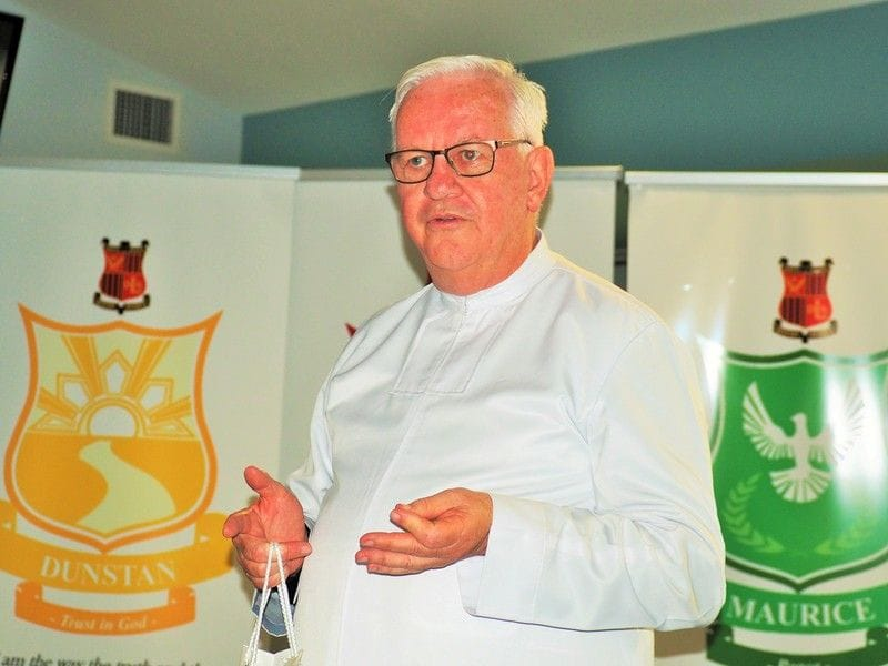 Young Lasallians Evening with Br David Hawke