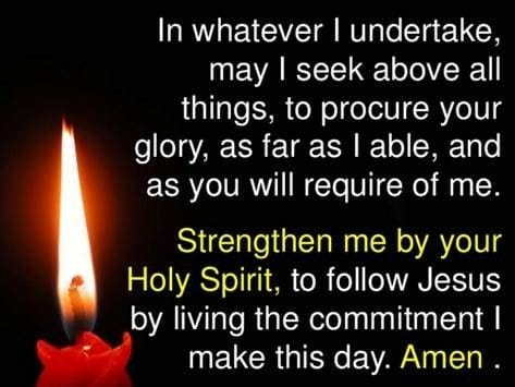 Strengthened by the Holy Spirit