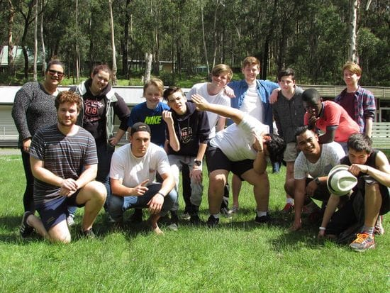 Blog from a Wandering Brother-At Camp La Salle