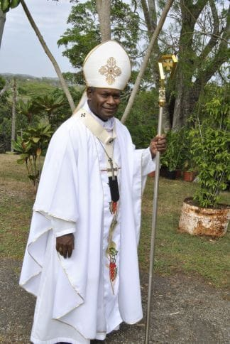 Archbishop Ribat named Papua New Guinea's first cardinal