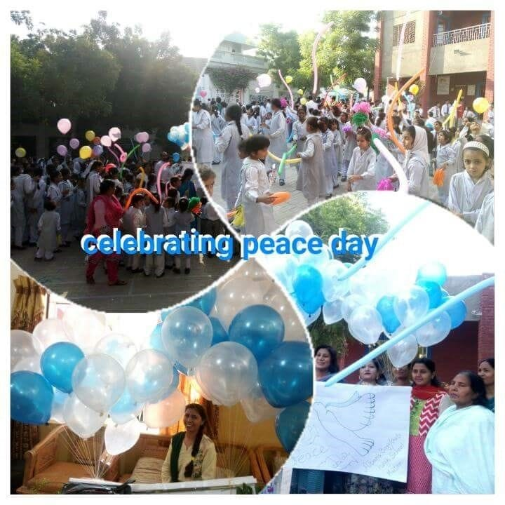 Peace Day Celebrations in Multan