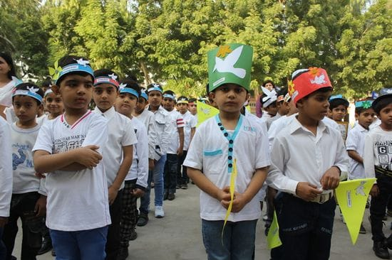 Peace Day Celebrations in Faisalabad