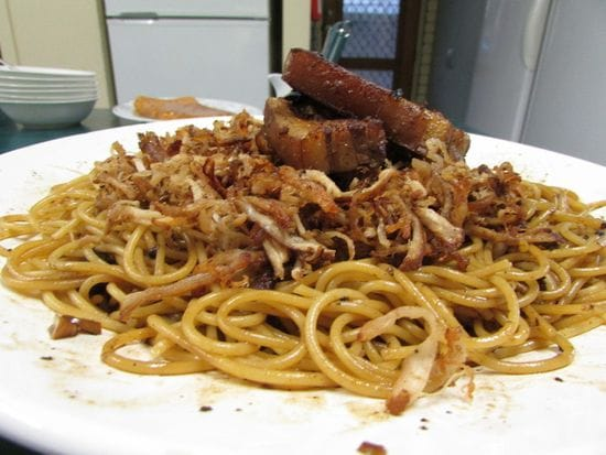 Blog from a Wandering Brother-Cooking Adobo