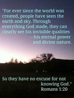 God's Eternal Power