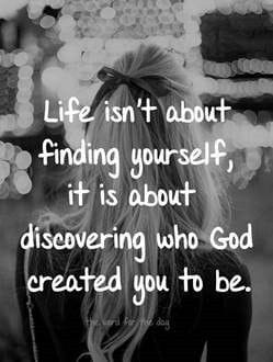 Giving Oneself to God