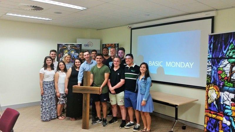 Young Lasallian Alumni unite for BASIC Mondays
