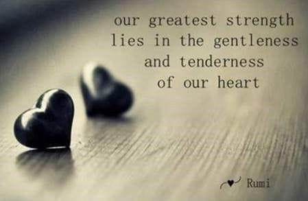 The power of gentleness