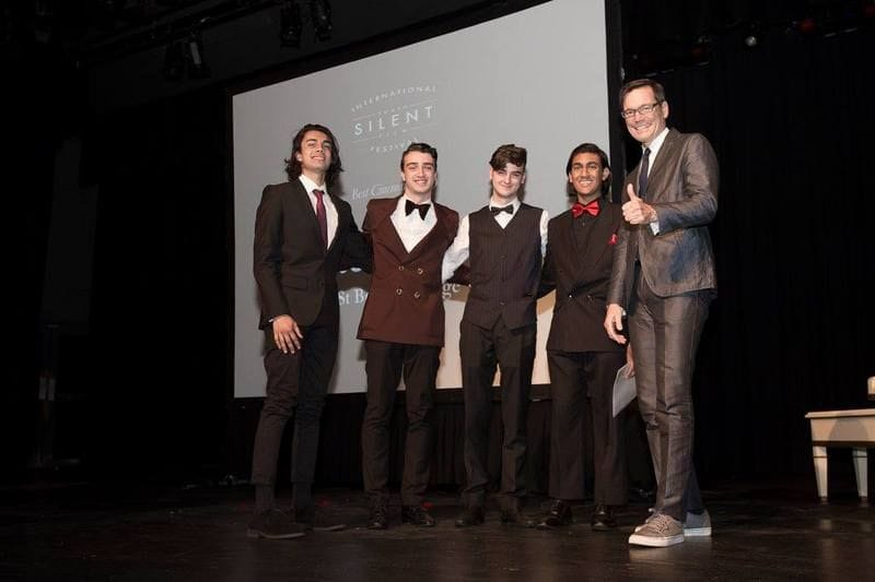 Talented filmmakers from St Bede's College excel at International Festival