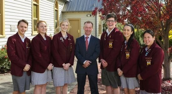 New Principal appointed at St John's College Dandenong