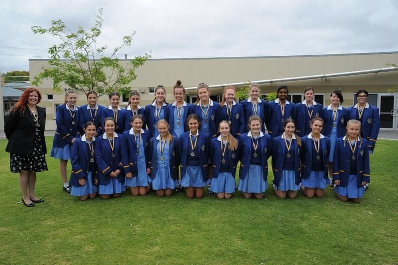 St Michael's College honoured with ANZAC Day School Award