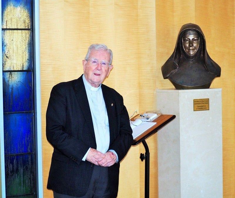 Life-long Lasallian: Monsignor William Mullins