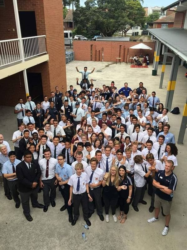 Holy Spirit College Lakemba hosts Encounter Day