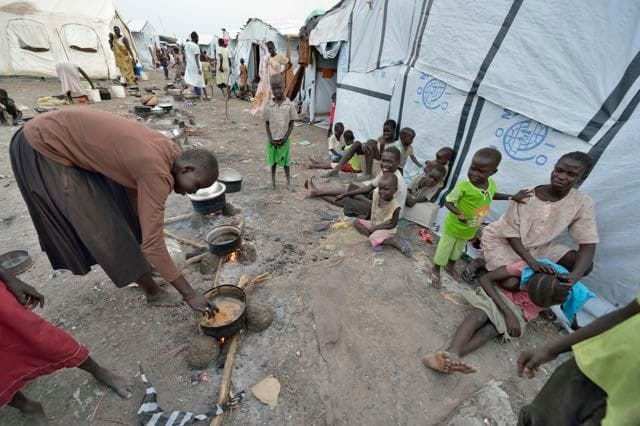 At Sixes and Sevens in South Sudan