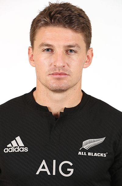 Lasallian Alumni and World Rugby Player of the Year-Beauden Barrett