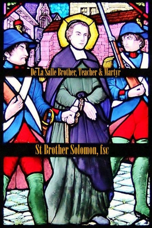 A Prayer Service for St Solomon