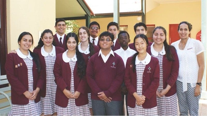 Holy Spirit Lakemba leads Special Liturgy honouring Pope John Paul II