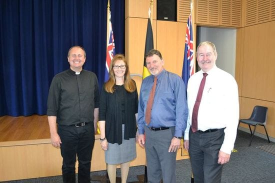 New Principal appointed at La Salle Academy Lithgow