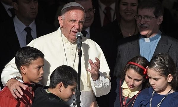 Six New Beatitudes from Pope Francis
