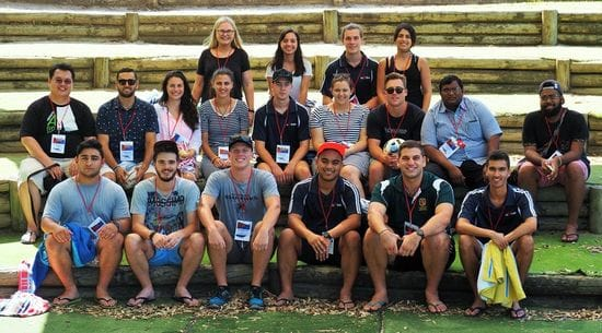 Welcoming new Lasallian Youth Ministers in 2017