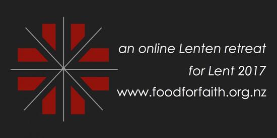 Food for Faith for Lent