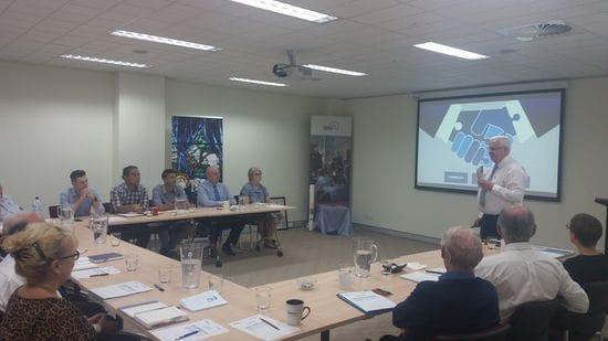 Team Meeting Provincial Office