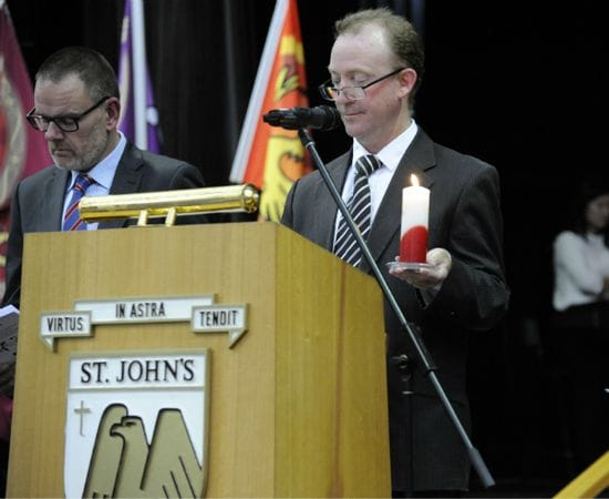 Commissioning of new Principal