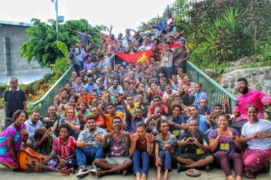 PNG Lasallian Student Leadership Seminar
