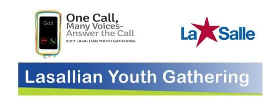 Lasallian Youth Gathering 2017