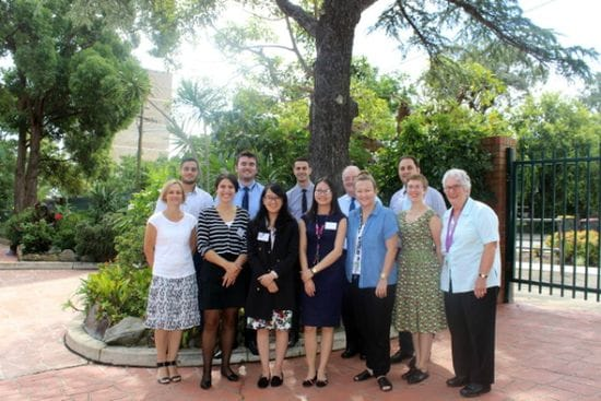 Working together - Holy Spirit College, Lakemba
