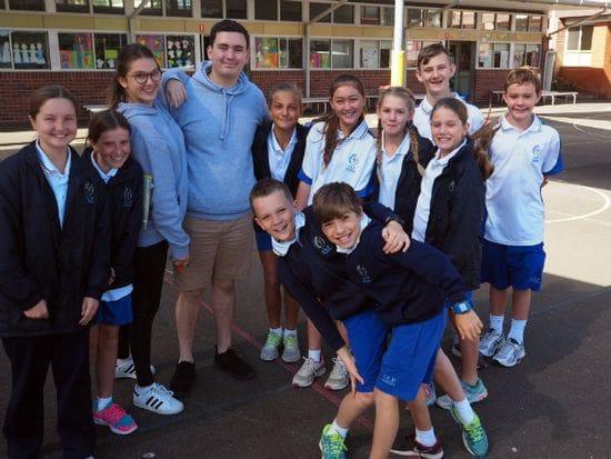Reaching beyond our Lasallian Schools