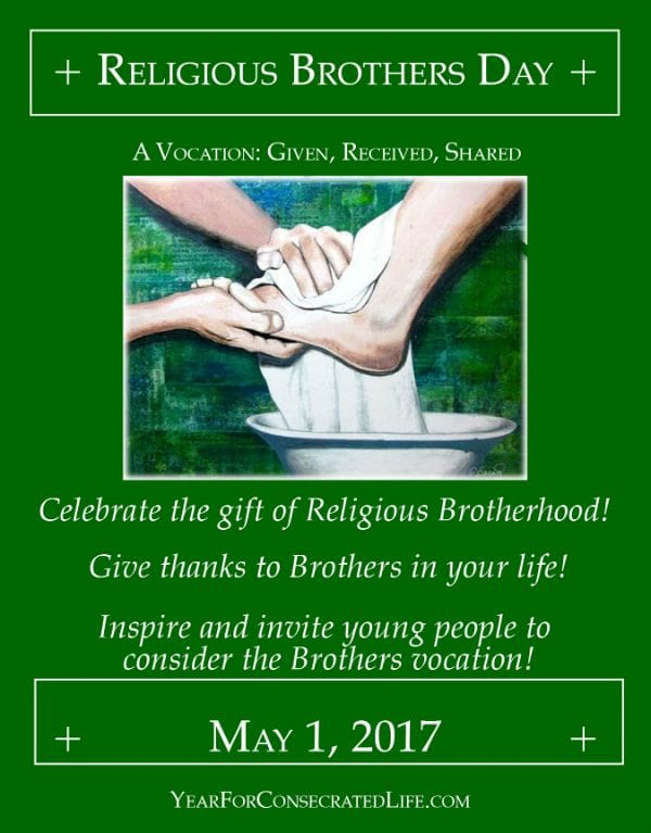 Celebrate Religious Brothers Day