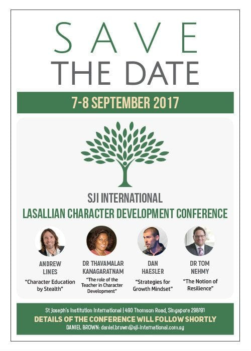 Lasallian Character Development Conference