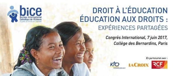 BICE international congress on education