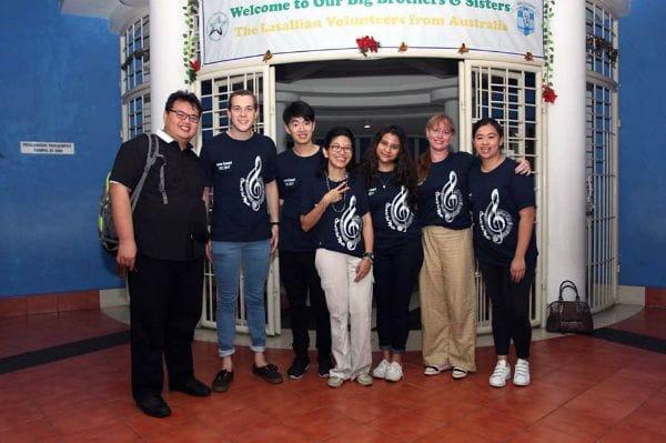 Volunteer La Salle: Jakarta 2017
