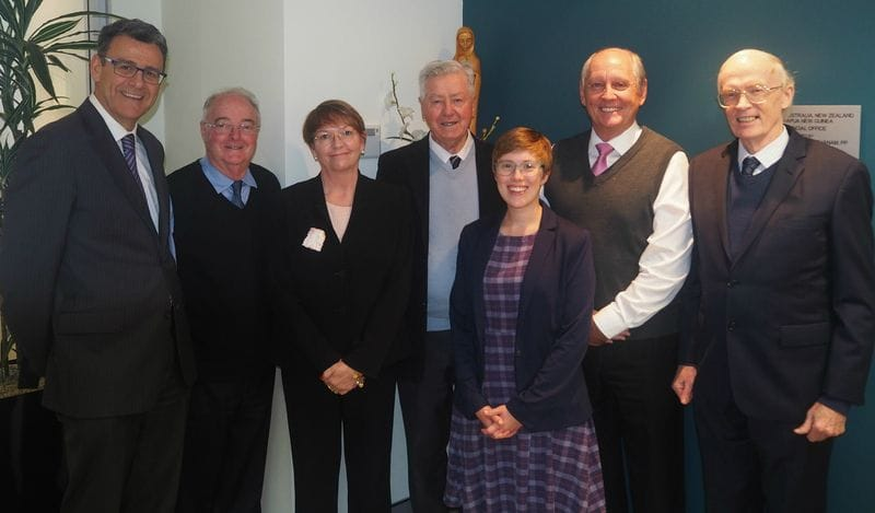 First Meeting of the Gerard Rummery Institute