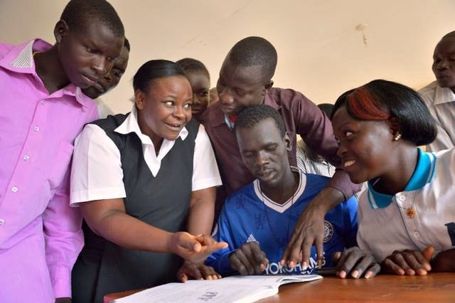 Given a Boost in South Sudan